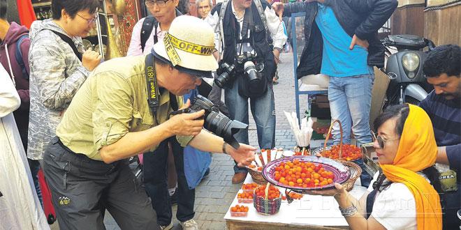 Fès-Meknès: L'embellie touristique continue - De notre cerrospondant permanent, Younes SAAD ALAMI