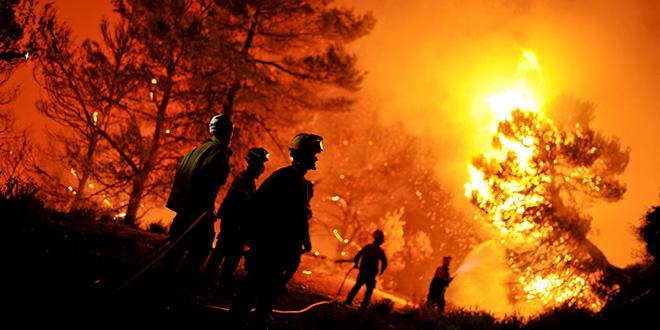 Espagne: le feu ravage 3.000 ha