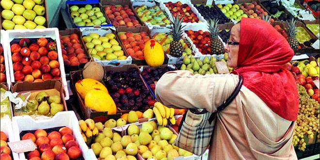 Produits alimentaires: De fortes hausses pour le poisson et les fruits