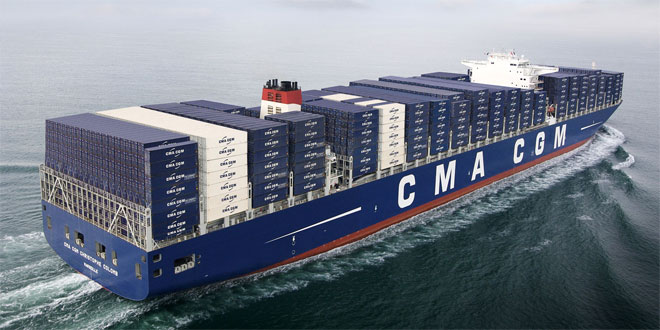 """CMA CGM lance son service """"Black Sea Marmara Morocco"""""""