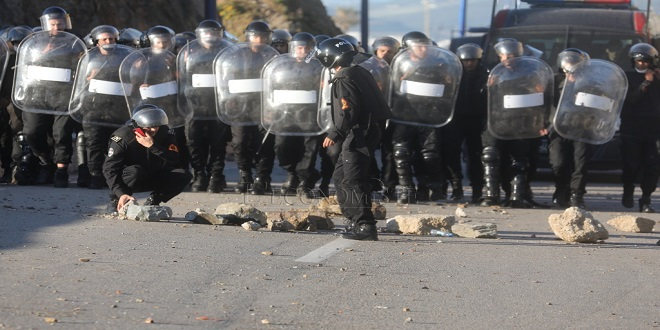 Migrants: La police marocaine ferme le passage de Tarajal