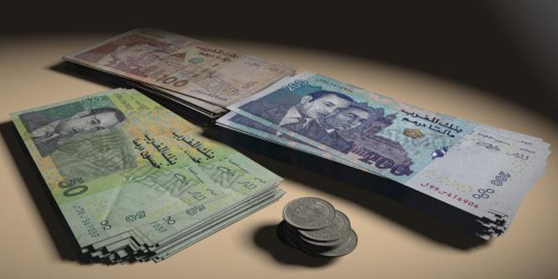 AGR: appréciation du dirham face au dollar