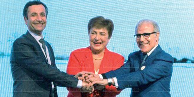 Vaccination anti-Covid19: Le FMI félicite le Maroc