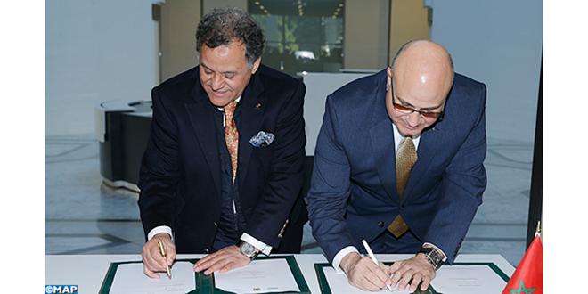 Convention entre la FNM et le groupe Renault Maroc