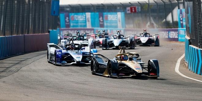 Formula E: DS Techeetah remporte le 1er Prix