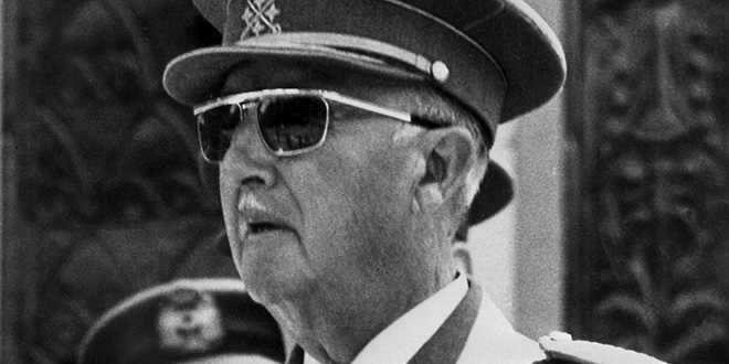Espagne : les restes de Franco exhumés et réenterrés