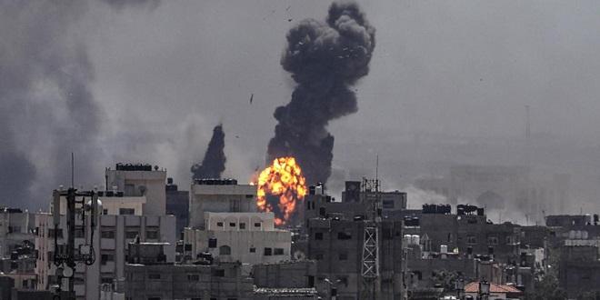 Weekend meurtrier à Gaza