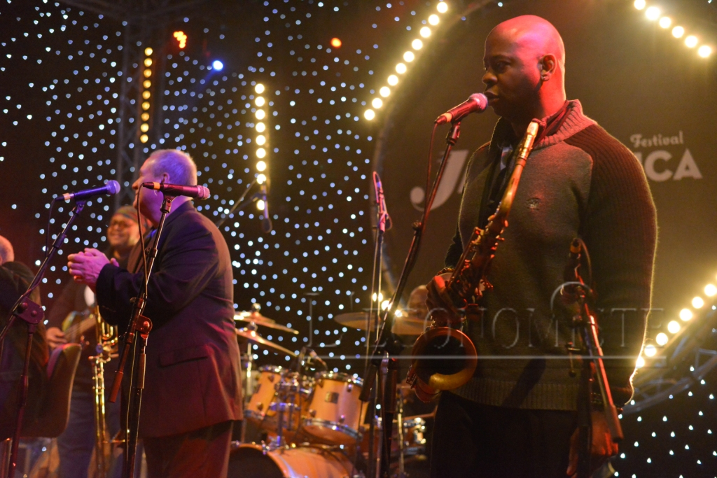 Fred Wesley & The New Jb's