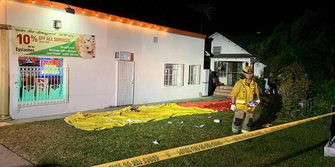 Plusieurs morts et neuf blessés dans une fusillade à Los Angeles