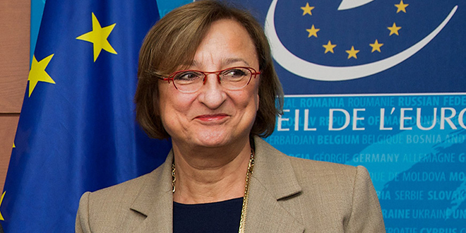 La SG adjointe du Conseil de l'Europe au Maroc