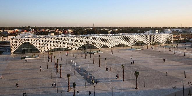 Le Prix Mondial d'Architecture et de Design décerné à la nouvelle gare de Kenitra