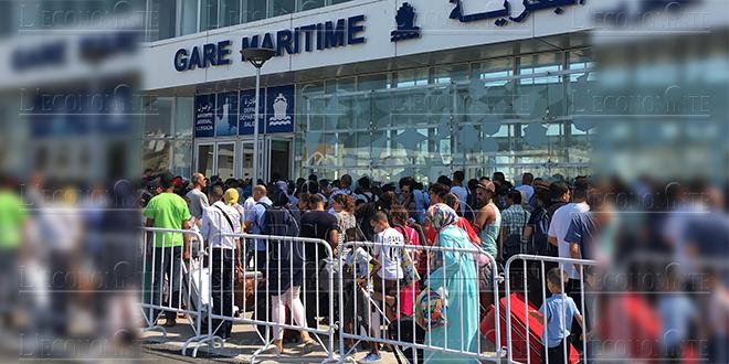 Maritime : Baisse des prix pour les MRE
