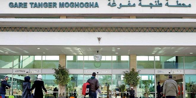Fermeture de la gare de Tanger-Moghogha