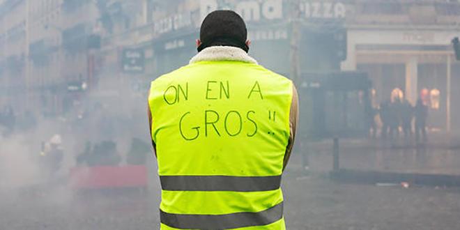 « Gilets jaunes »: 23e samedi sous haute sécurité