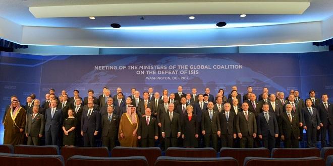 La Coalition mondiale contre Daech se réunit à Rabat
