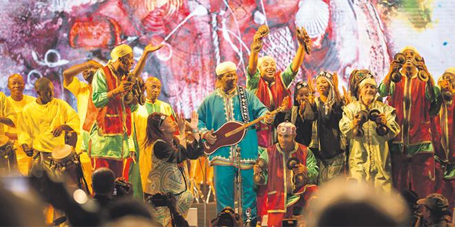 Les Gnaouas candidatent à l'Unesco !