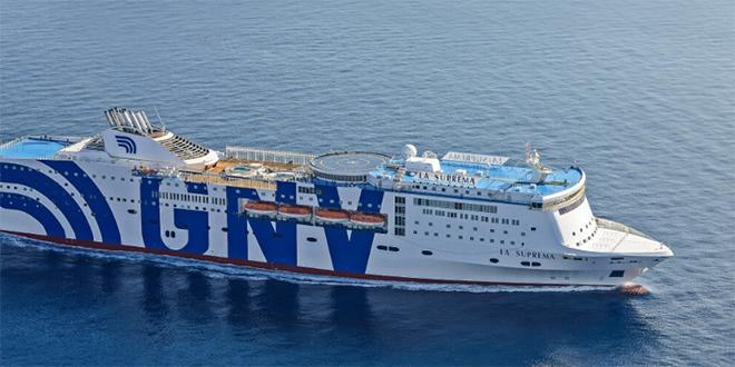 Marhaba: La première traversée Sète-Tanger Med opérée