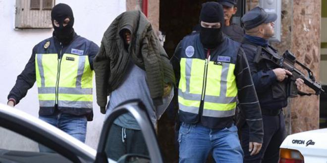Arrestation d'un terroriste marocain en Espagne