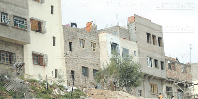 Constructions anarchiques: La lutte s'intensifie à Béni Mellal