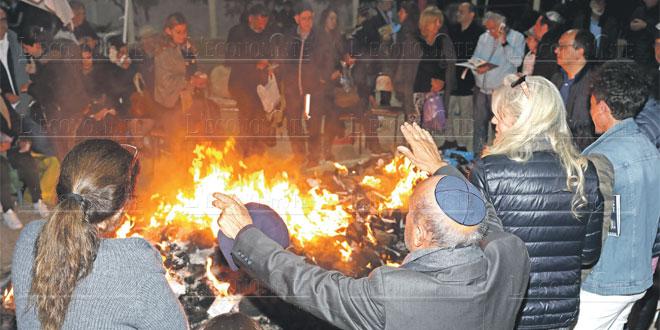 La communauté juive célèbre à Taroudant la Hiloula