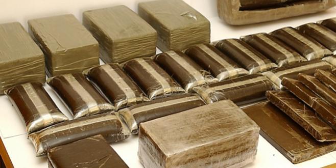 Kénitra: Une grosse quantité de drogue saisie