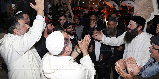 Essaouira : Les marocains de confession juive célèbre la Hiloula