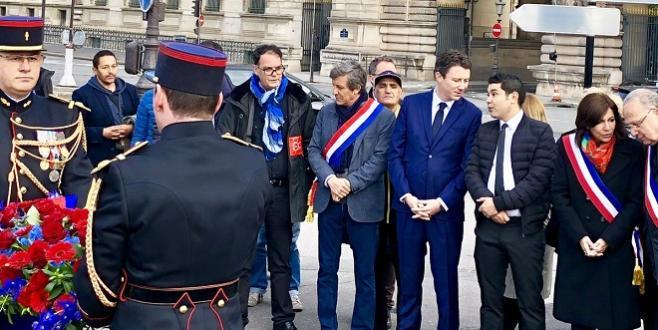 1er mai : Hommage à Brahim Bouarram à Paris