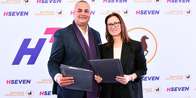BCP et HSEVEN promeuvent les start-up innovantes