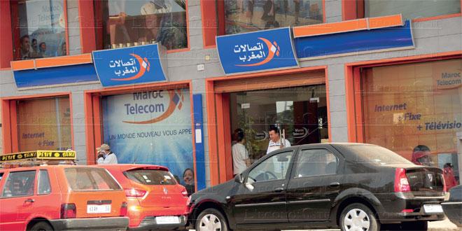 Maroc Telecom: Le parc clients en hausse de 7,5%