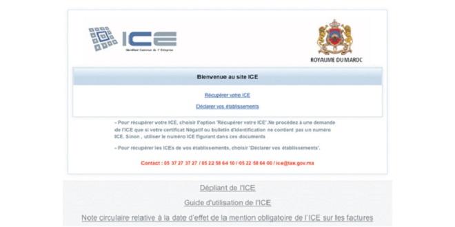 ICE: Le rappel à l'ordre de la DGI