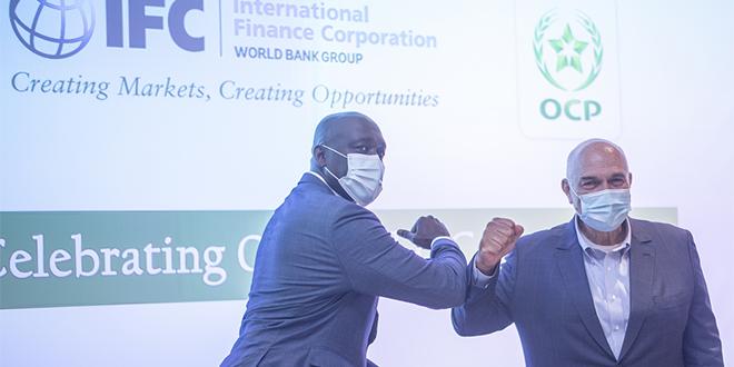 Agriculture: OCP et l'IFC font front commun