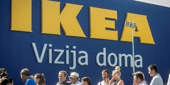 Ikea Group compte supprimer 7500 emplois
