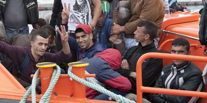 Migrants : Plus de 12.000 Marocains arrivés en Europe en 2018