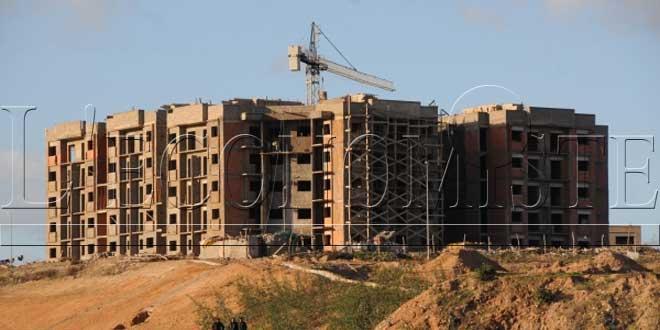 Construction: Les entreprises attendent une baisse d'activité au T1
