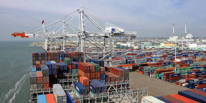 Indices du commerce extérieur en baisse