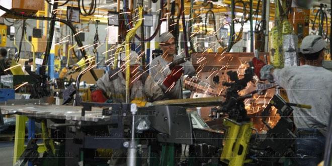 Industrie: Hausse des prix à la production