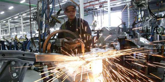 Industrie manufacturière: Les prix à la production quasi-stables
