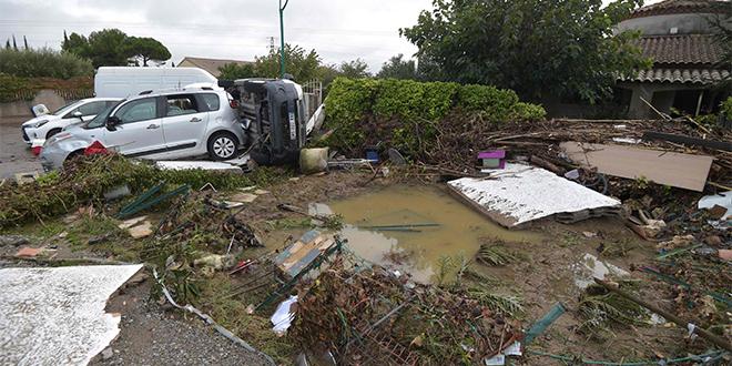 France : 13 morts dans les intempéries