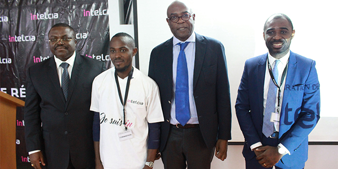 Intelcia : 1.000e collaborateur à Douala