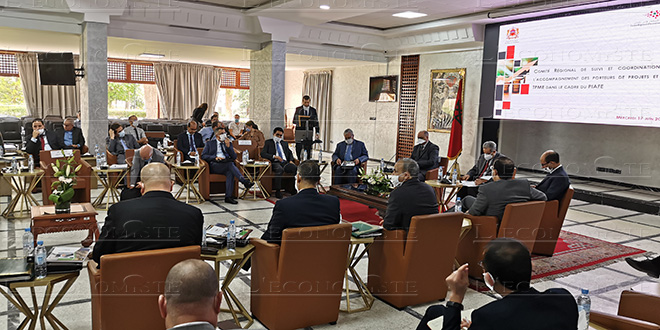 """Fès-Meknès/Entrepreneuriat: Nouveau souffle pour le programme """"Intilaka"""""""
