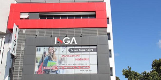 L'ISGA décroche la reconnaissance pour 2 de ses campus