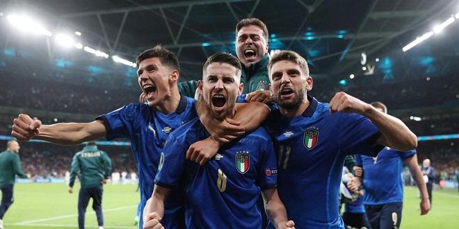 Football: L'Italie remporte l'Euro 2020