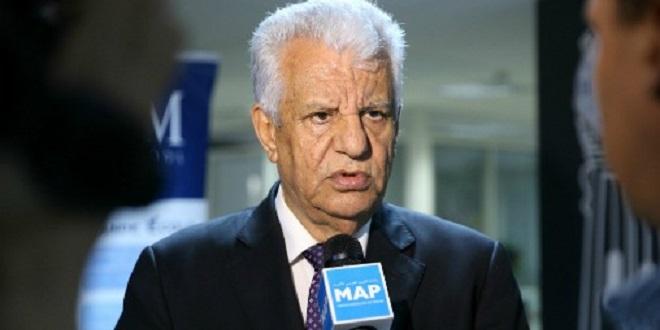 Aide humanitaire: L'ambassadeur de Palestine au Maroc salue l'action royale