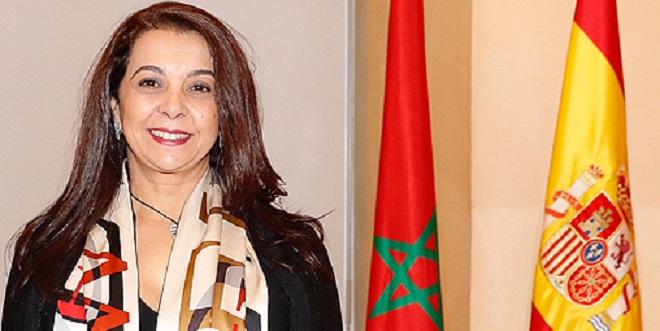 """Guergarate: Karima Benyaich dénonce les """"provocations répétées"""" du polisario"""