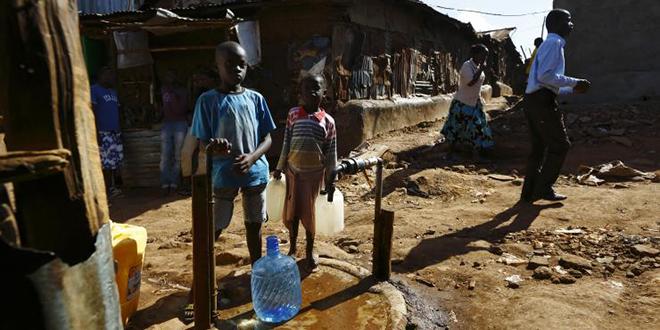 Le choléra tue au Kenya