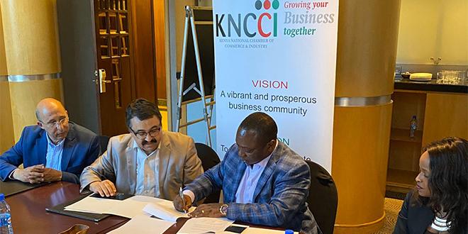 La CCIS de Rabat-Salé-Kénitra s'allie à la KNCCI