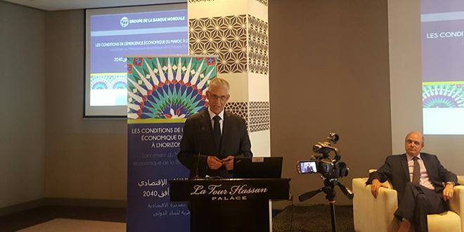 Daoudi critique le mémorandum de la Banque mondiale