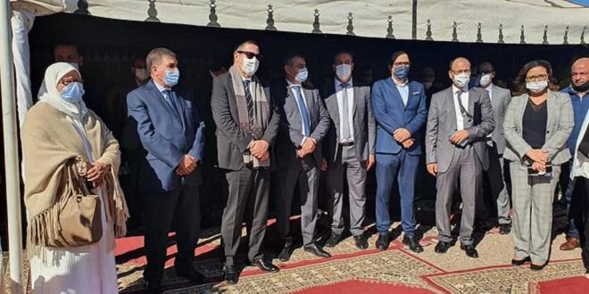 Agadir: Le chantier de la 2e tranche du Parc industriel démarre