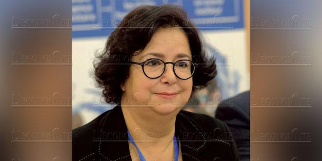 La Présidente de la HACA à Yaoundé