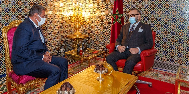 Contours de la majorité gouvernementale: Akhannouch fait le point